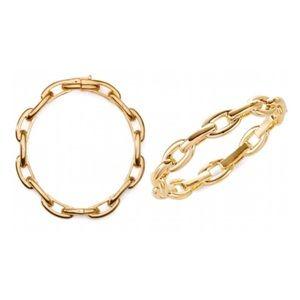 "🆕 kate spade gold ""chain reaction"" bracelet"